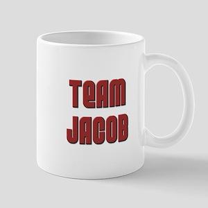 Twilight ~ Team Jacob [RED] Mug